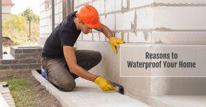 exterior waterproofing Bourbonnais, IL