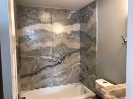 concrete shower panels